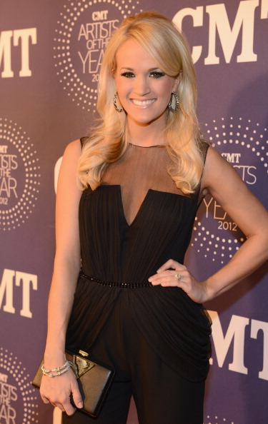 2012 CMT Artists Of The Year - Arrivals