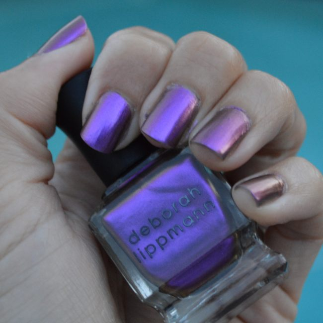 Deborah Lippman Private Dancer nail polish review – Bay Area Fashionista