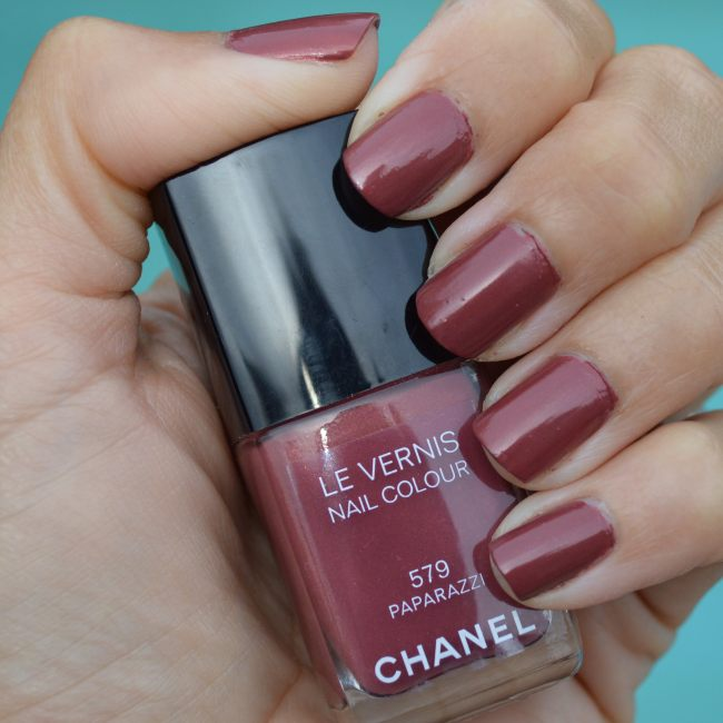 Chanel Paparazzi nail polish for summer 2013 review | Bay Area ...