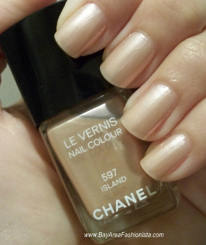 Chanel Summer 2012 Nail Polish Colors Have Arrived Bay Area