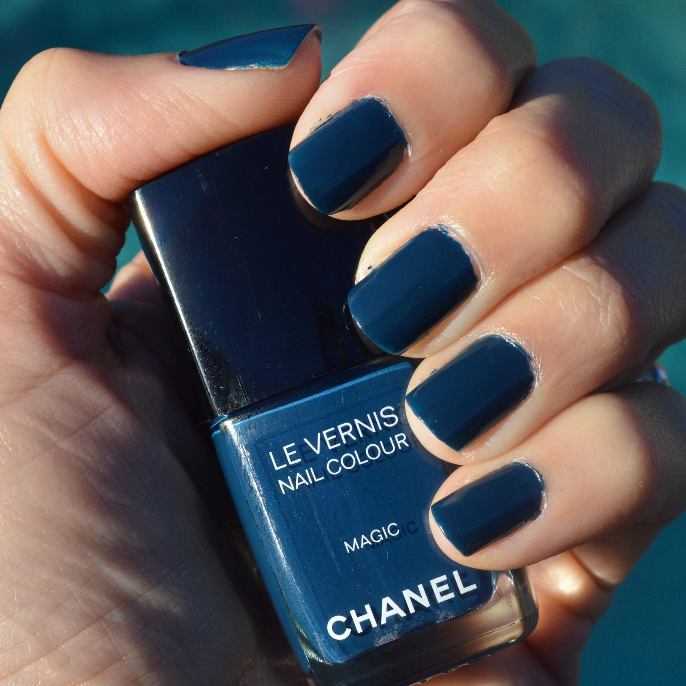 Chanel Magic nail polish review from the Nuit Magique collection ...