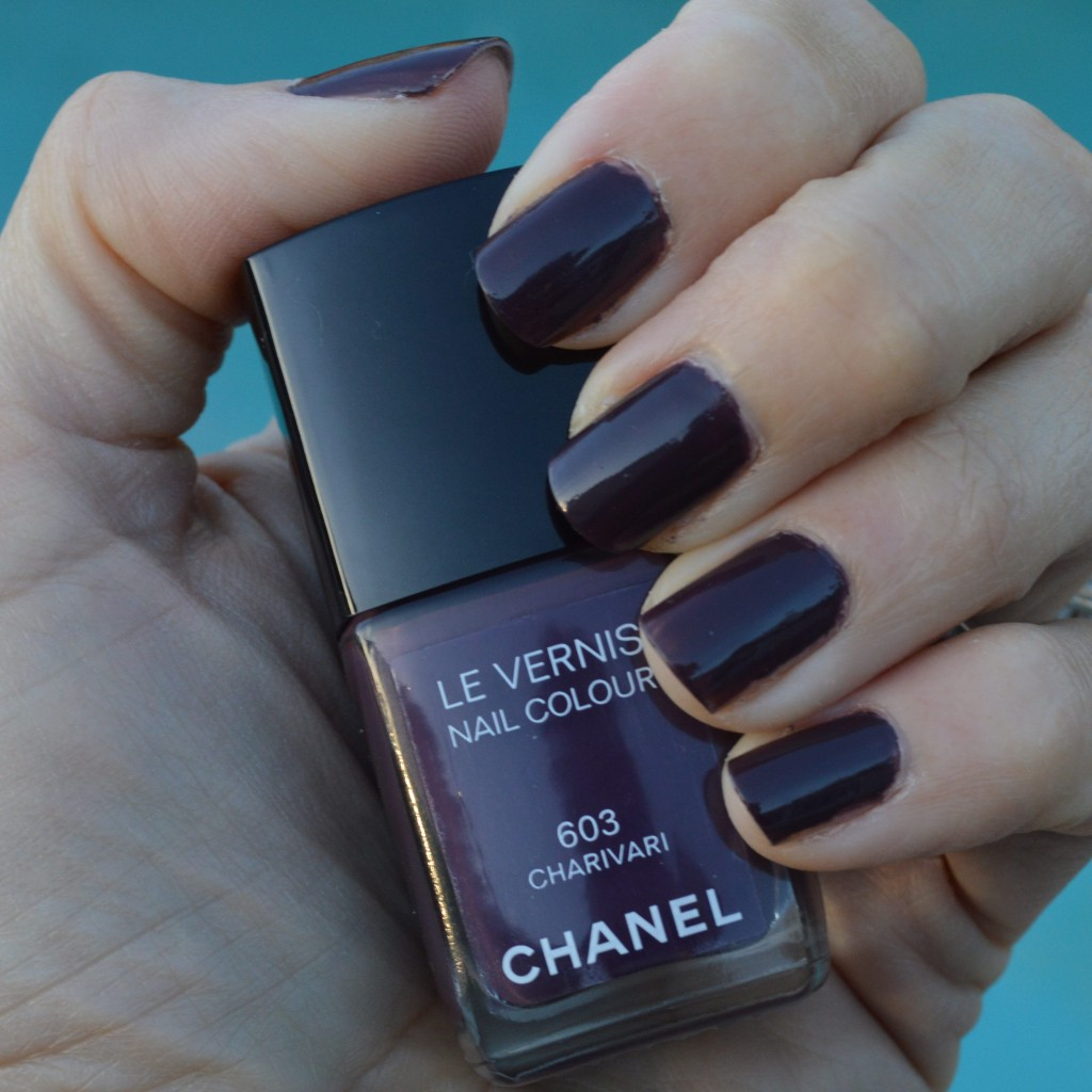 Chanel Charivari spring 2014 nail polish review – Bay Area ...