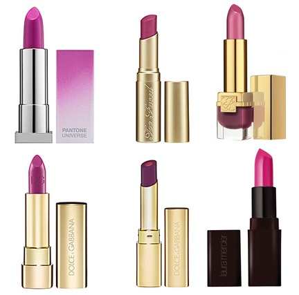 spring 2013 lipstick almost radiant orchid
