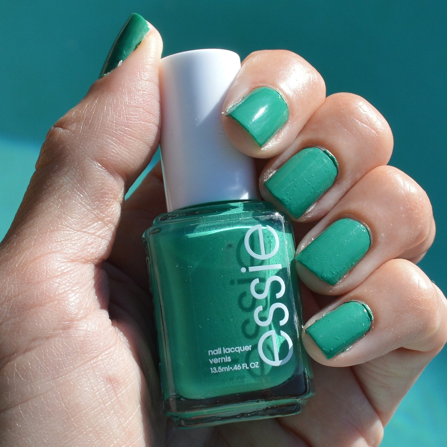 Essie Ruffles & Feathers summer 2014 nail polish review – Bay Area ...