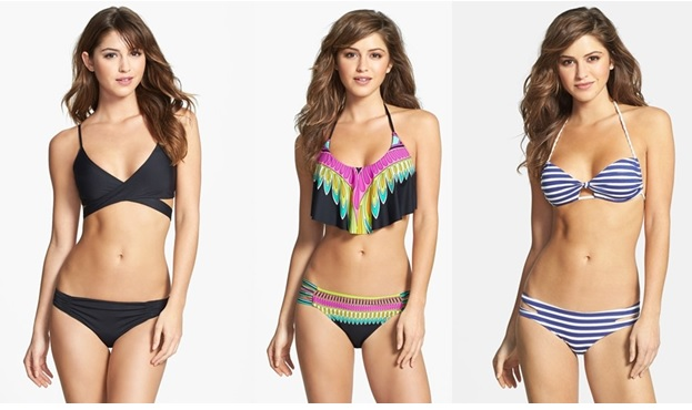 bikinis summer 2014