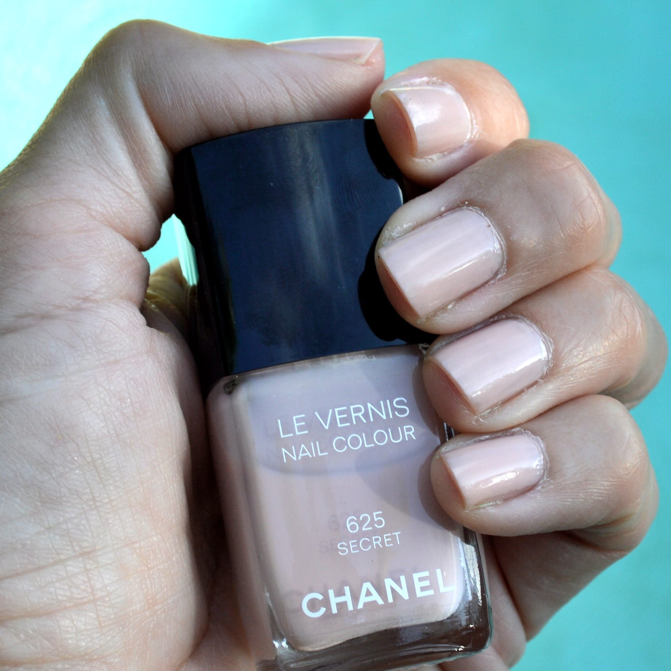 Secret Nail Care: Chanel Secret Nail Polish For Fall 2014 Review