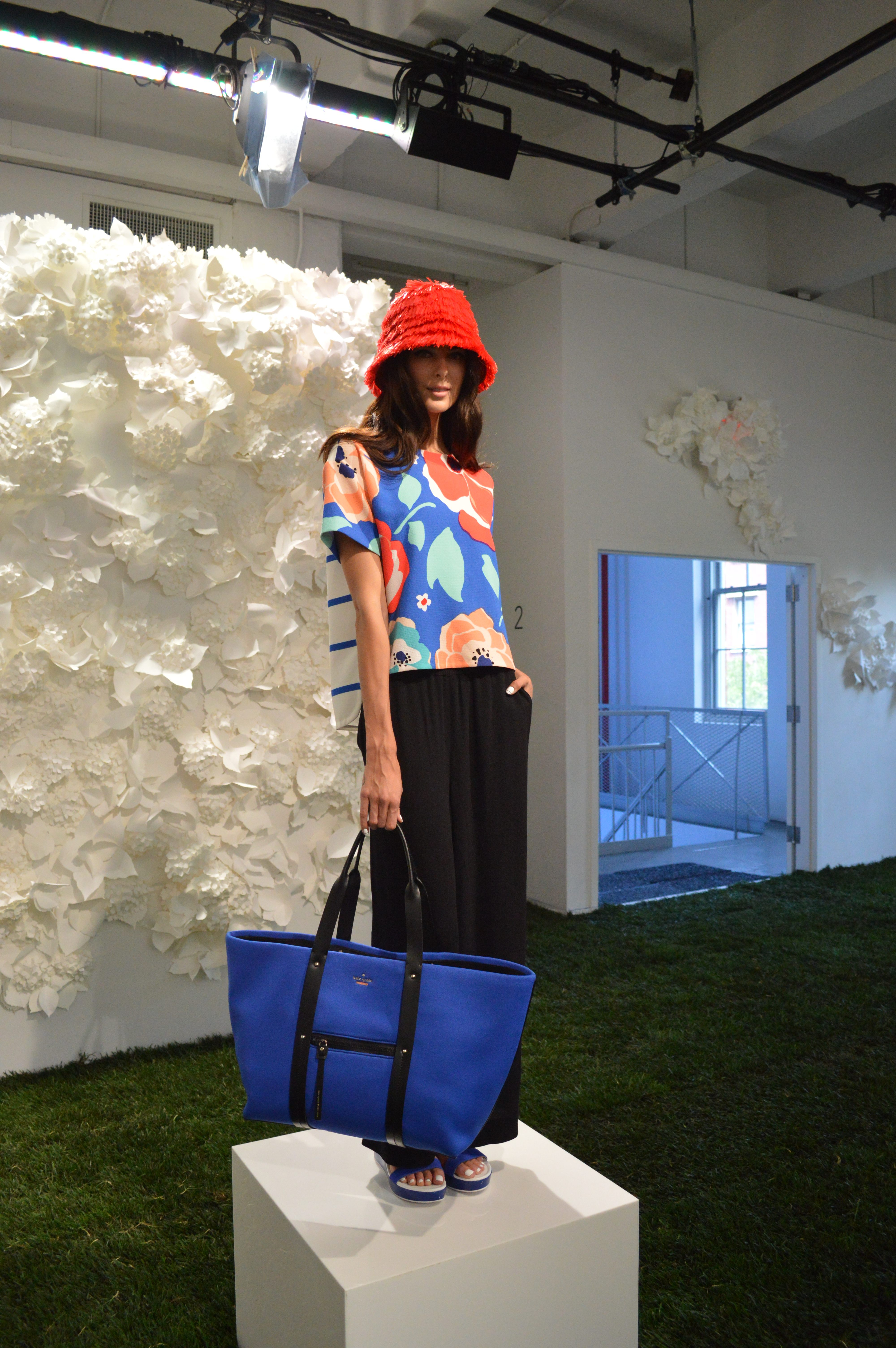 Kate Spade Spring Summer 2015 New York Fashion Week Bay Area Fashionista