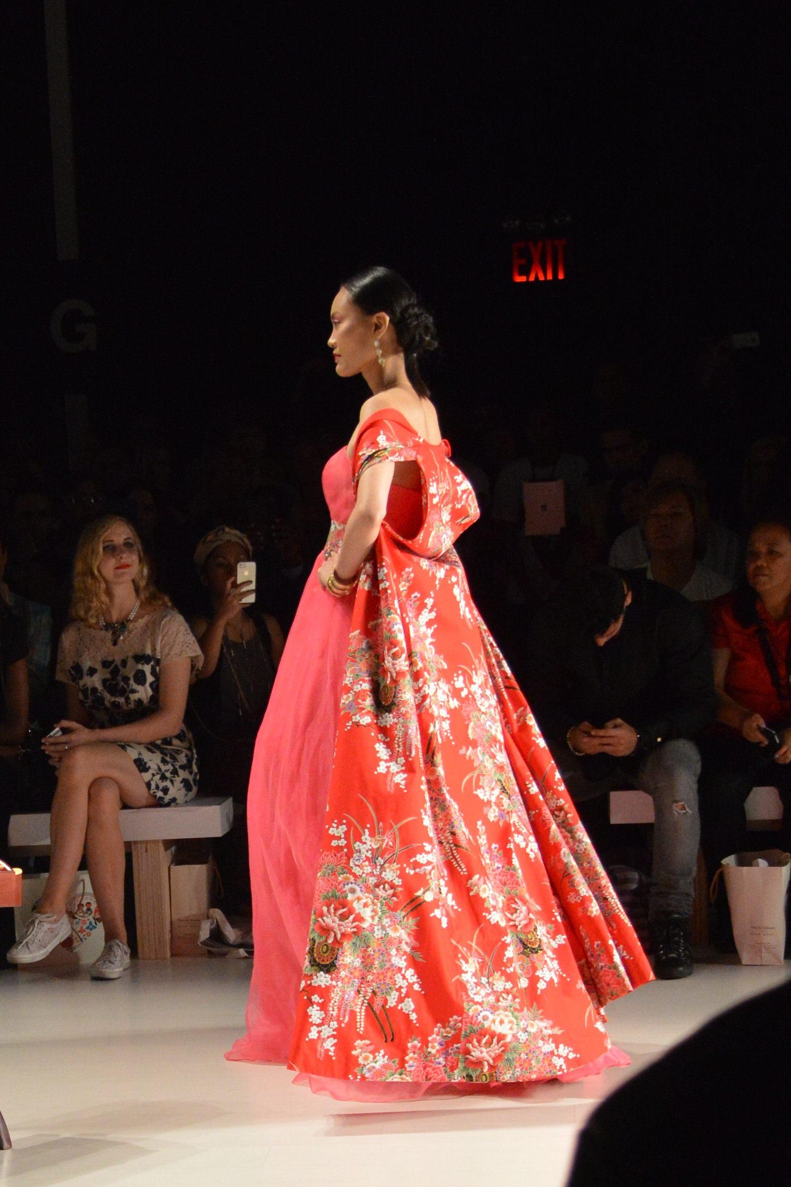 Malan Breton Spring Summer 2015 New York Fashion Week