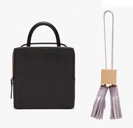 building block handbag