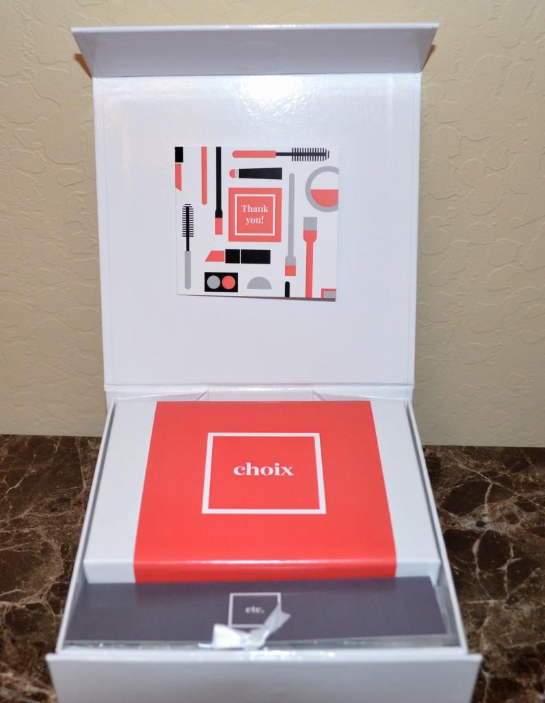 choix box
