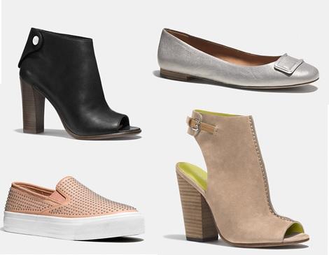 coach shoes fall 2014 sale