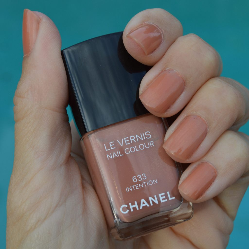 chanel intention nail polish fall 2014