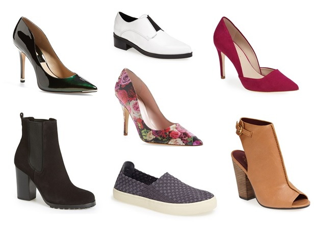 nordstrom clearance shoes fall 2014