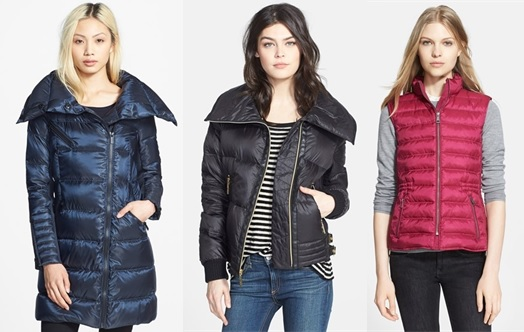 puffer coats jackets vests winter 2015