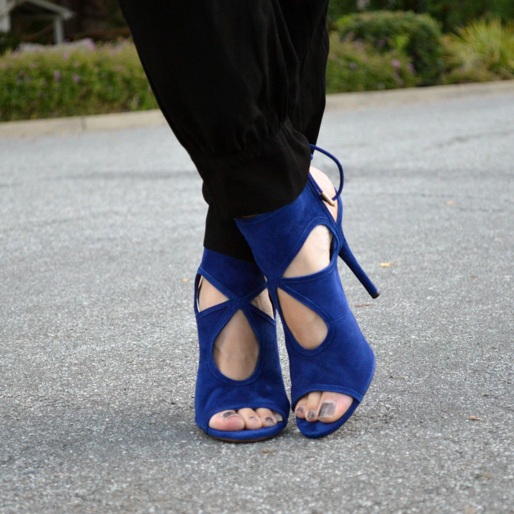 aquazurra shoes blue suede