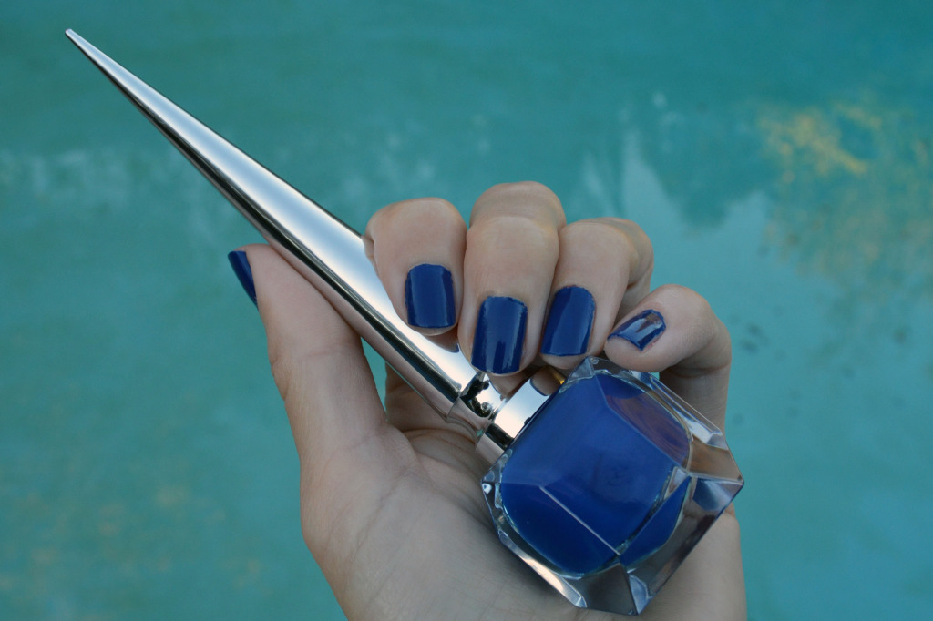 christian louboutin wherever nail polish review