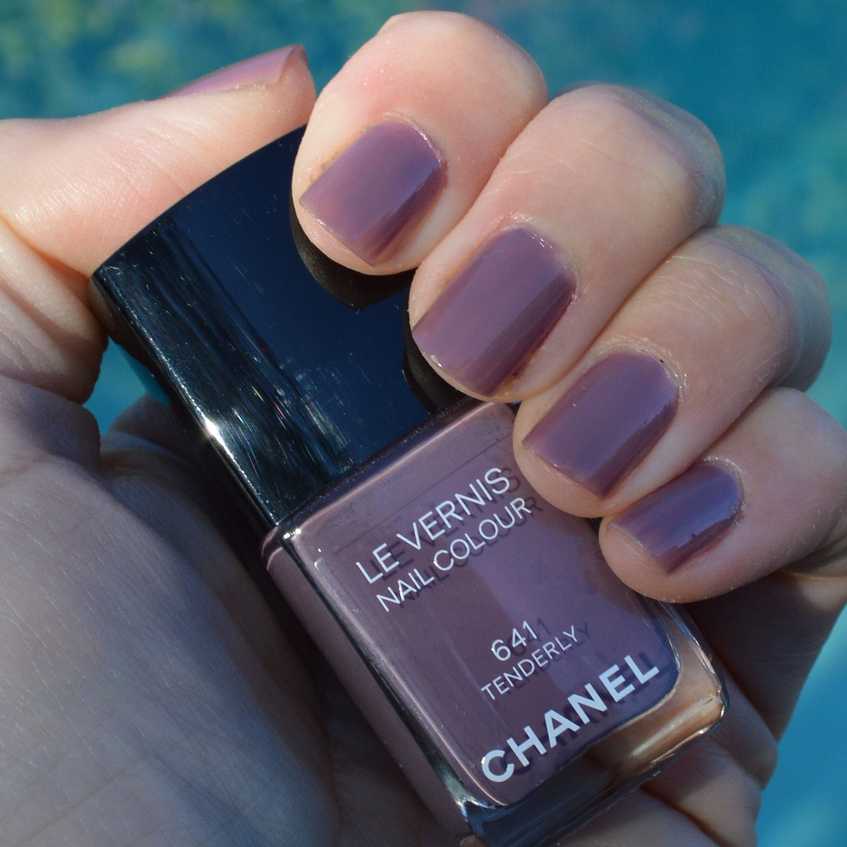 Chanel Tenderly Nail Polish For Spring 2015 Bay Area Fashionista