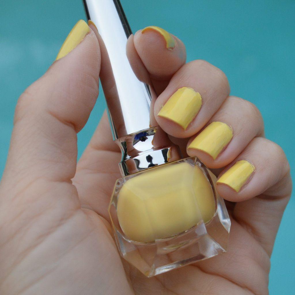 Christian Louboutin Hot Chick nail polish spring 2015