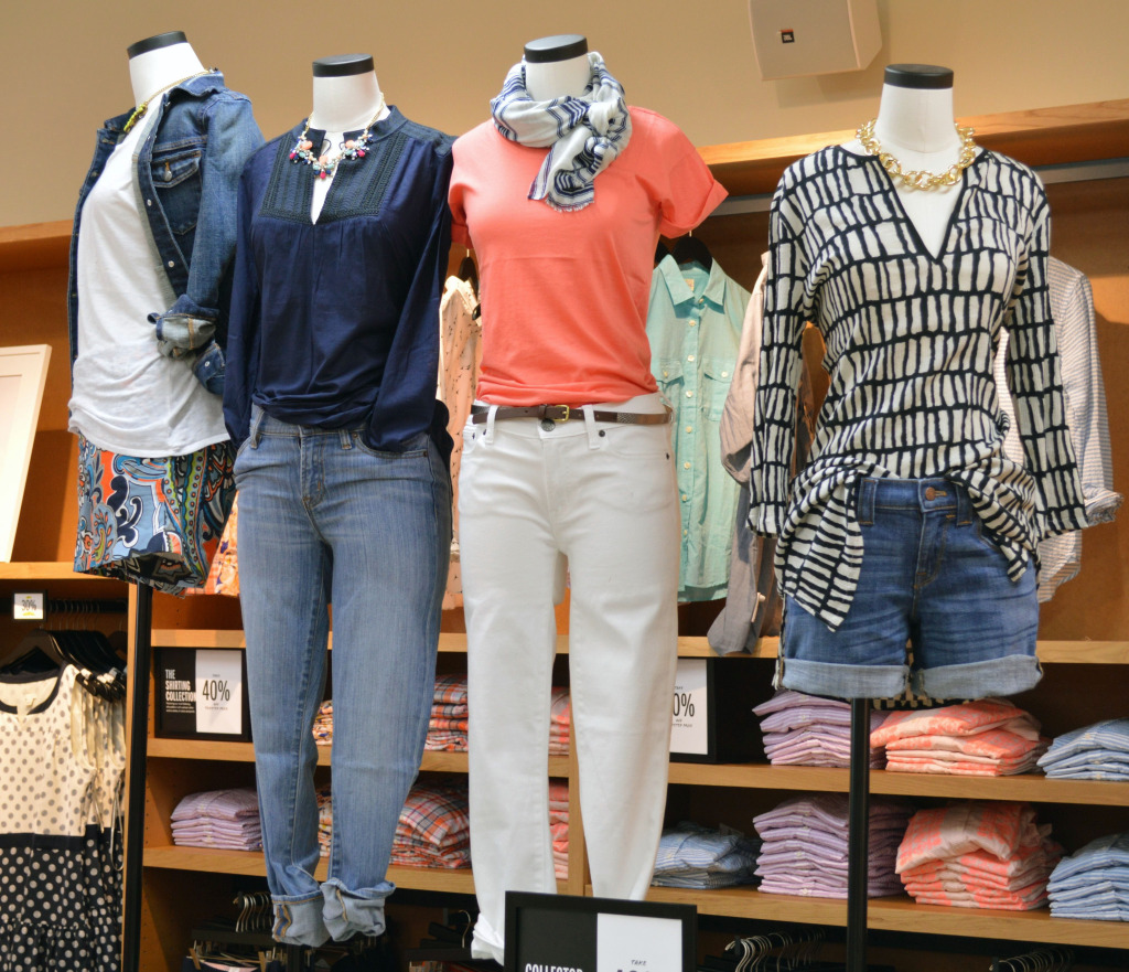 jcrew factory store wesgate