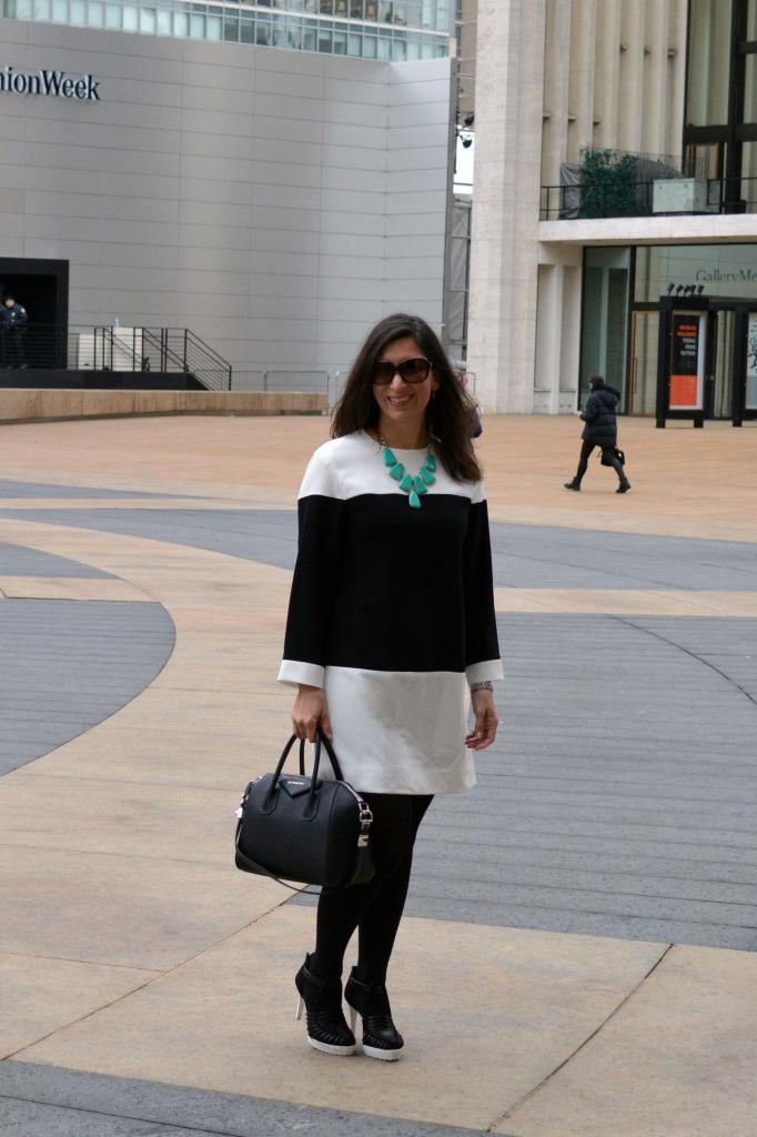 kate spade street style new york fashion week