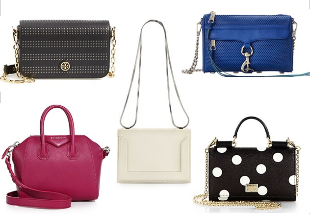 mini bags for spring 2015