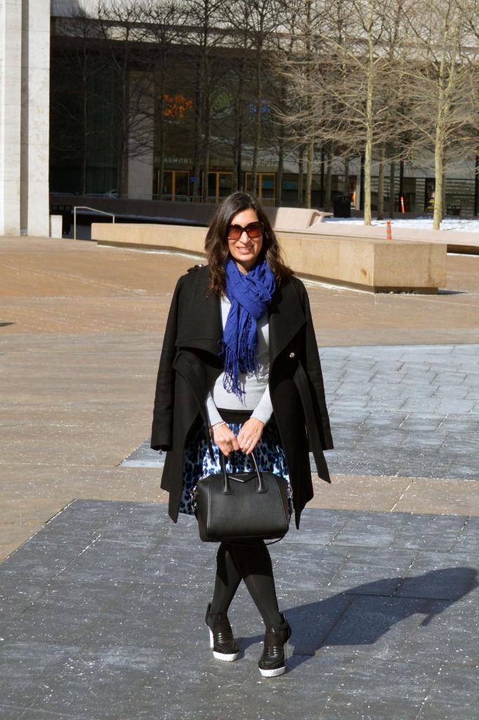 new york fashion week street style february