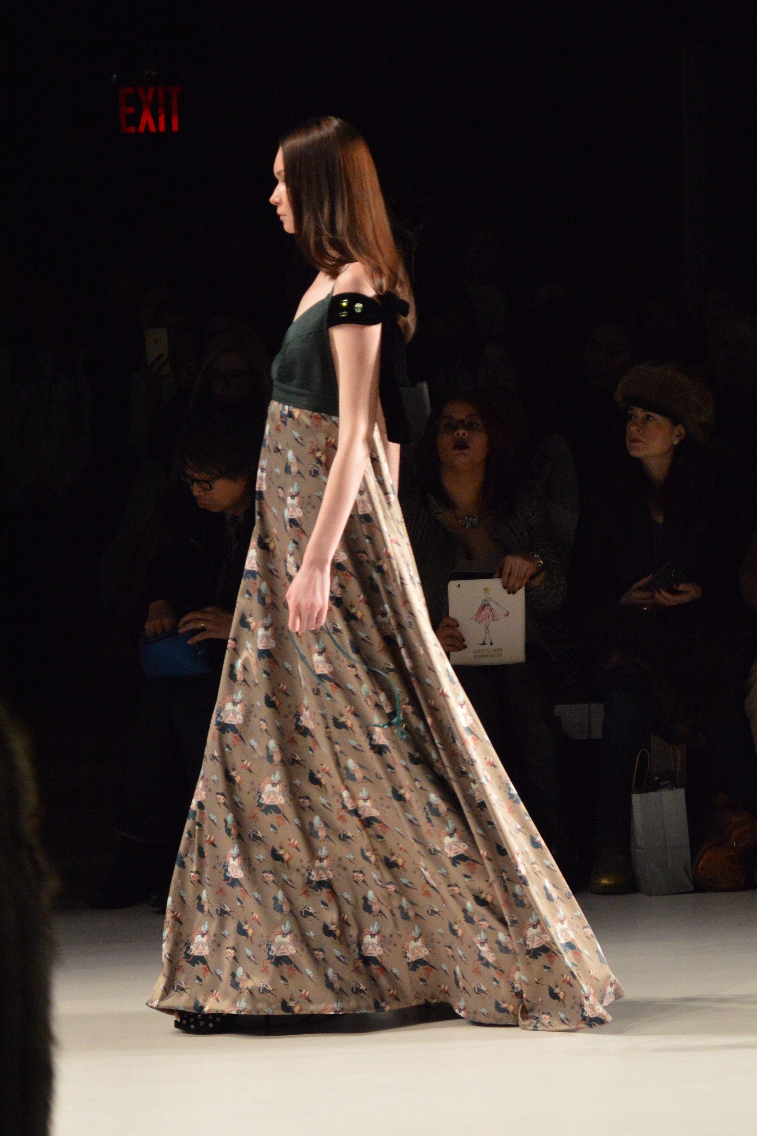 Asia Fashion Collection Fall 2015 New York Fashion Week