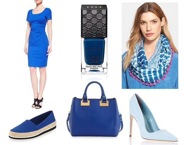 shades of blue spring 2015 color trends