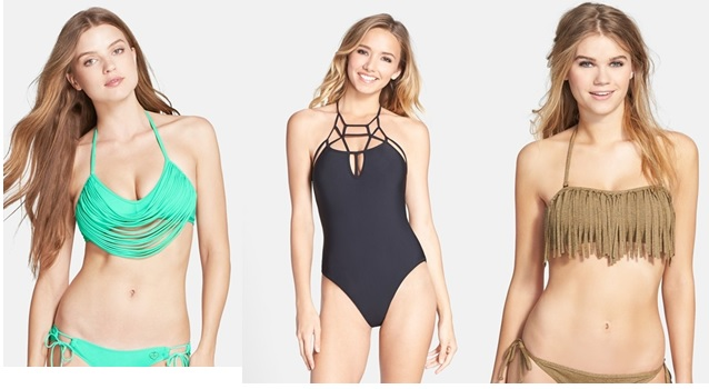 swimwear for spring 2015