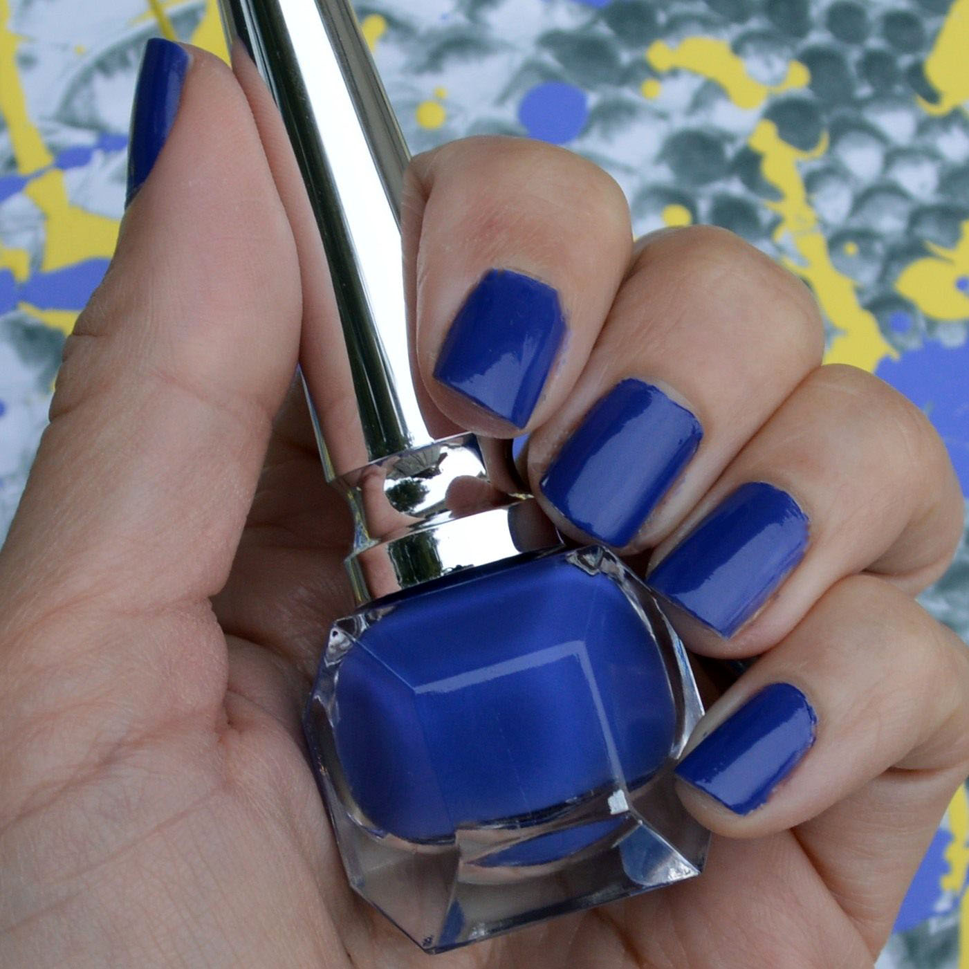 Christian Louboutin True Blue Nail Polish For Spring 2015