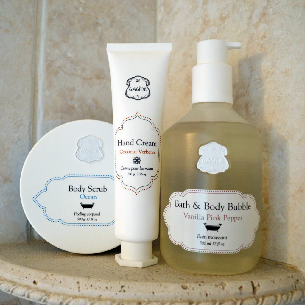 laline bath products review