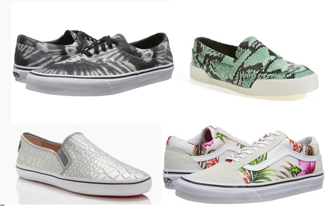 Sneakers for spring 2015