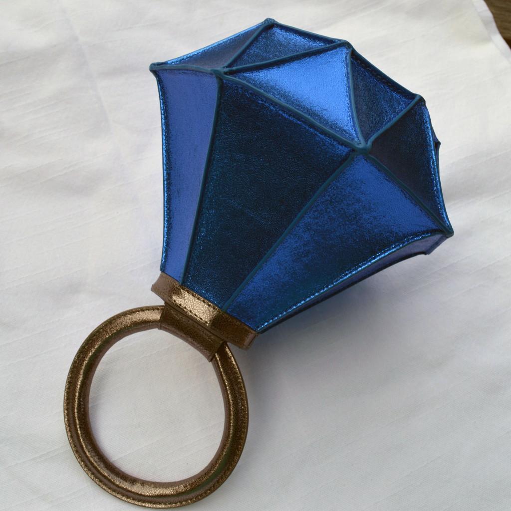 diamond ring handbag
