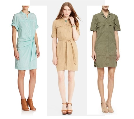 shirtdresses for summer 2015 shirt dress