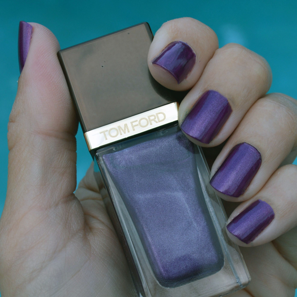 tom ford dominatrix nail polish review