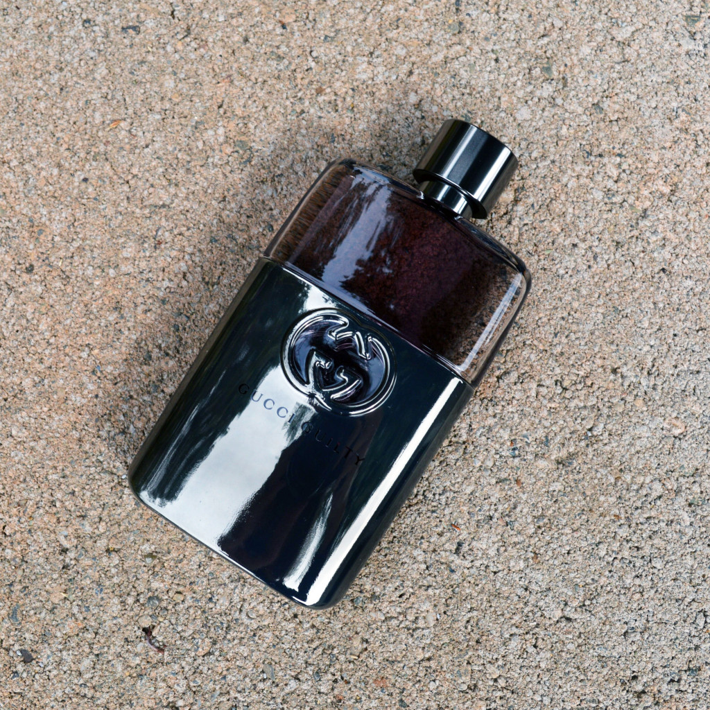 gucci guilty after shave fathers day gift idea