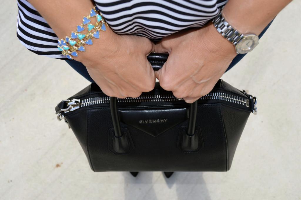 kendra scott summer 2015 bracelets blogger outfit idea