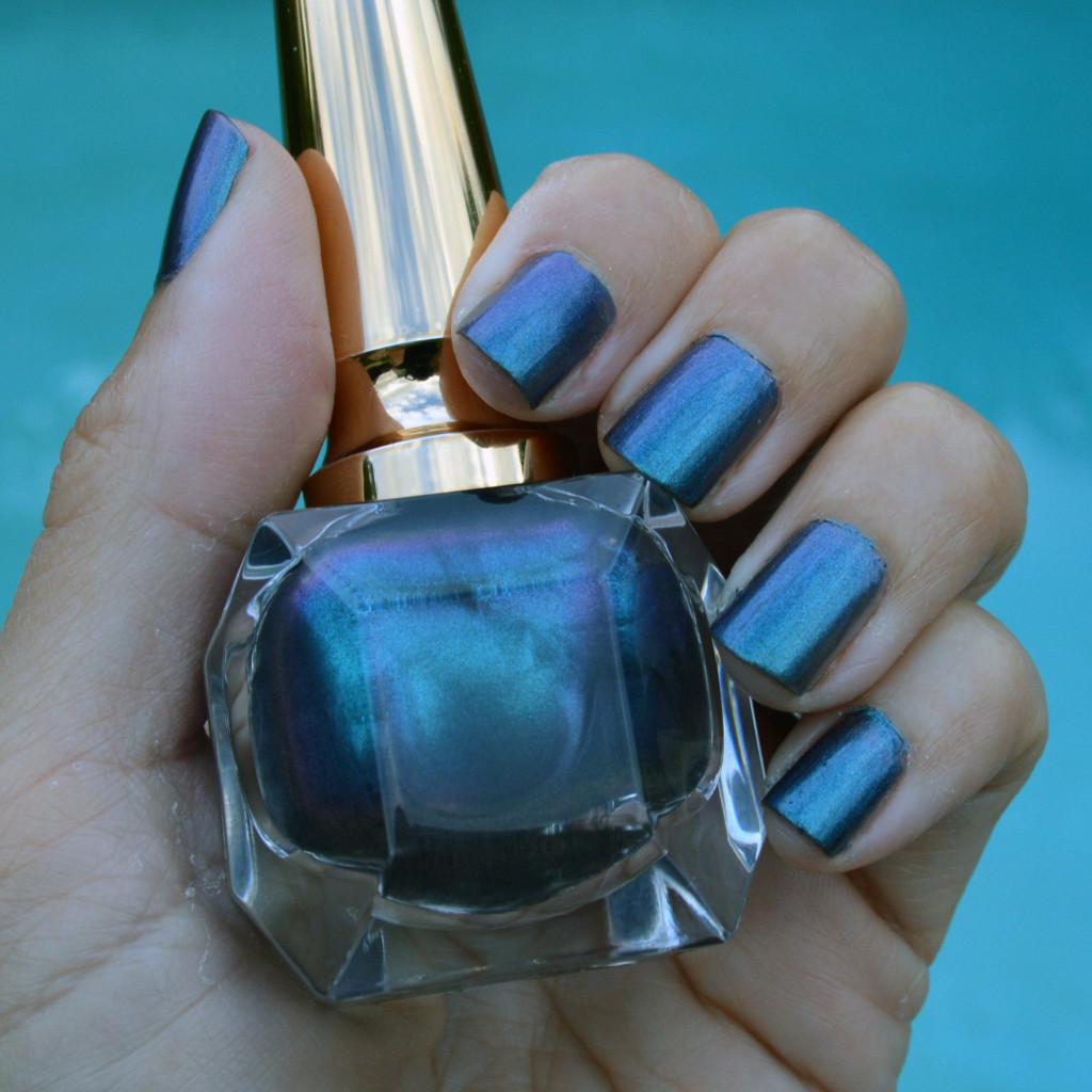 christian louboutin violet blue summer 2015 nail polish scarabee collection review