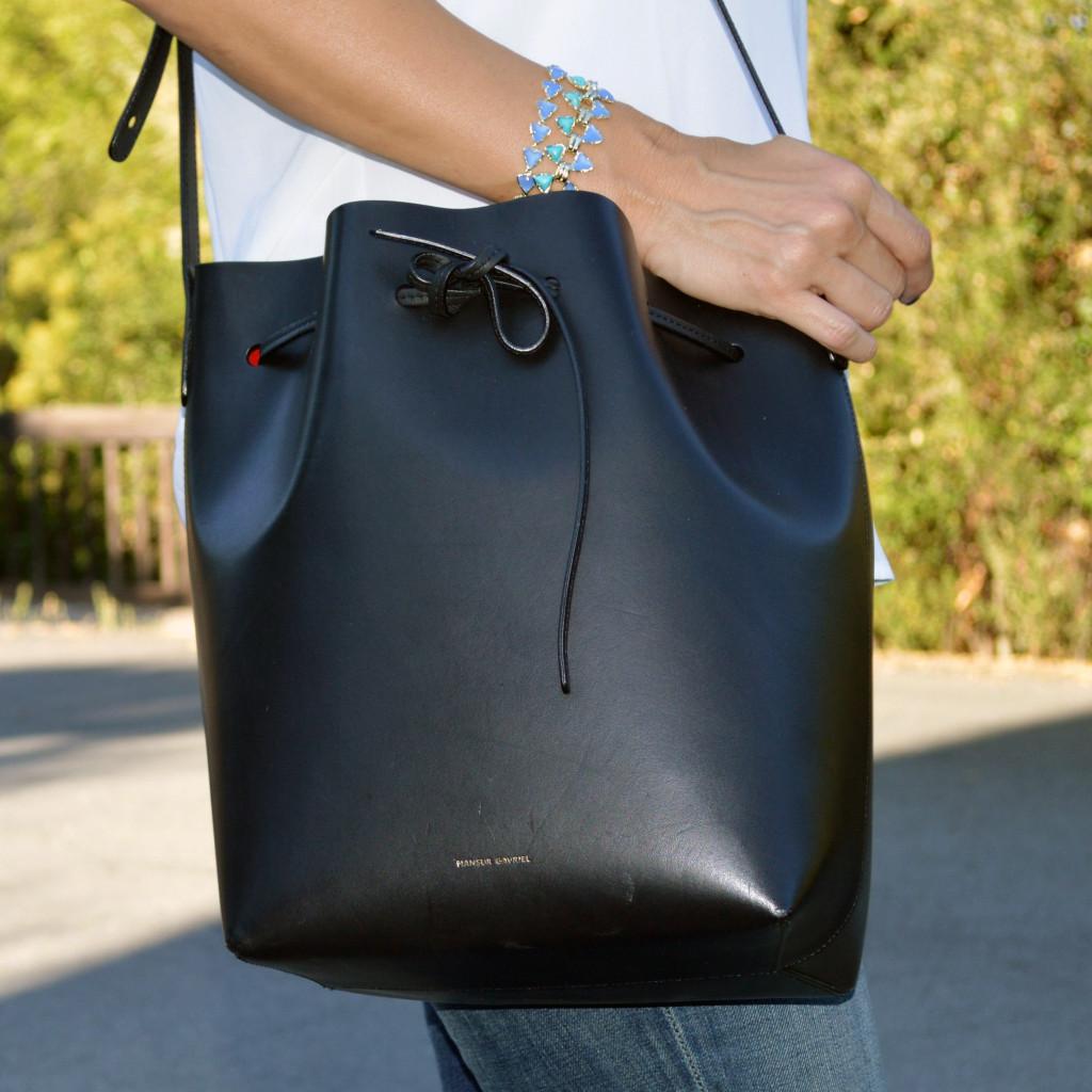 mansur gavriel handbag shopping online in stock