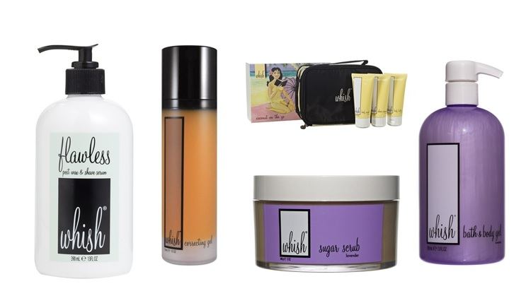 whish body products