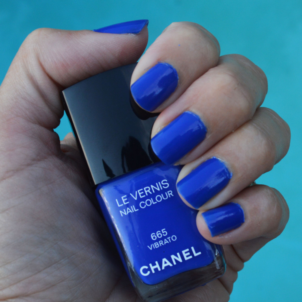 chanel vibrato nail polish fall 2015