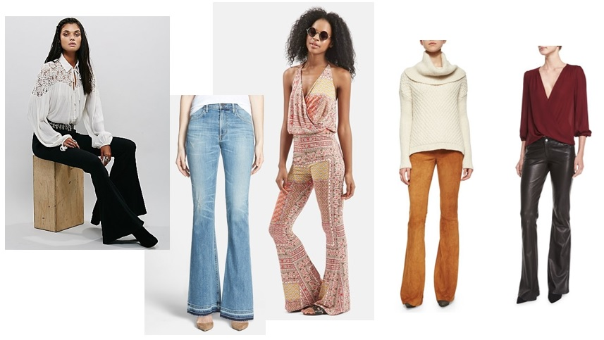 flare pants for fall 2015