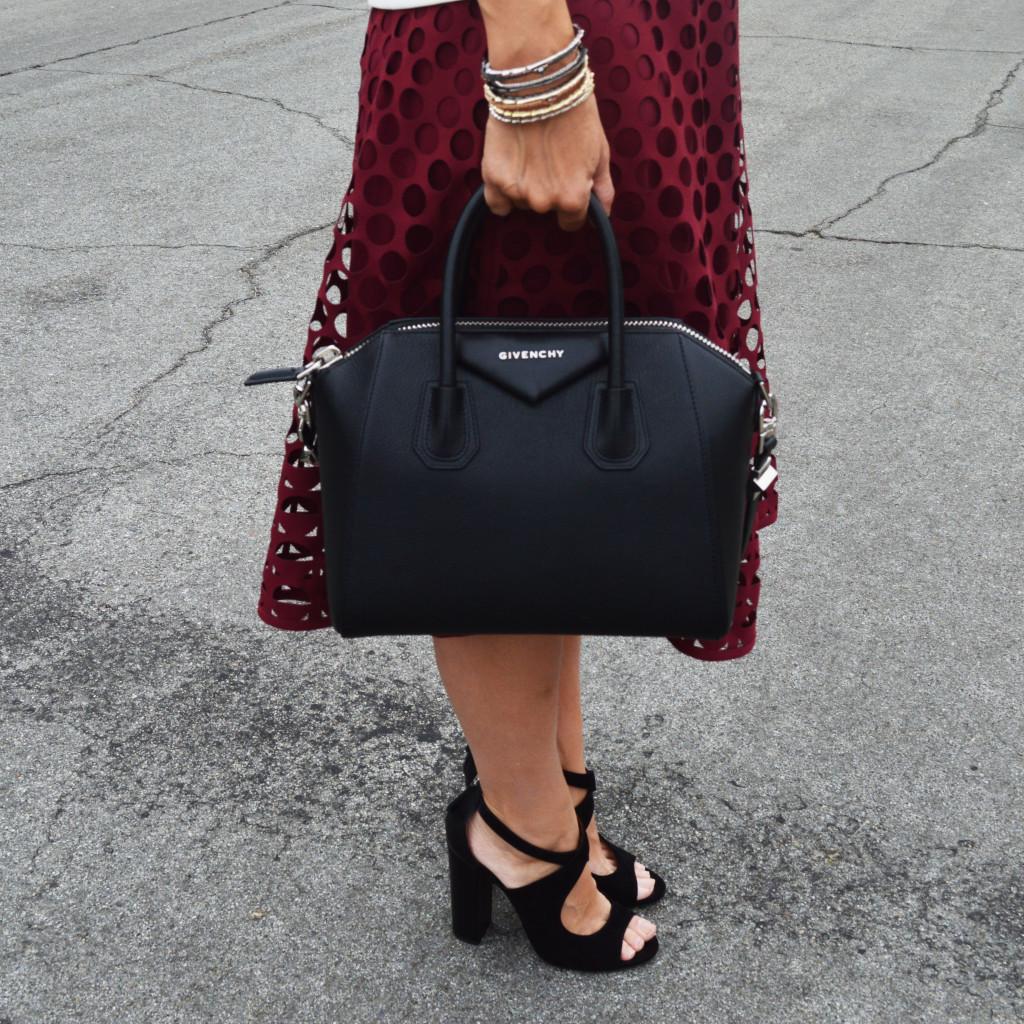 givenchy antigona aquazurra high heels sandals fall 2015