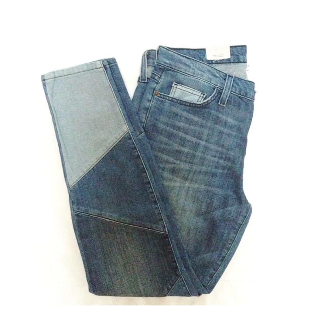 pacthwork skinny jeans denim for fall 2015