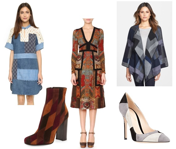 patchwork trend fall 2015