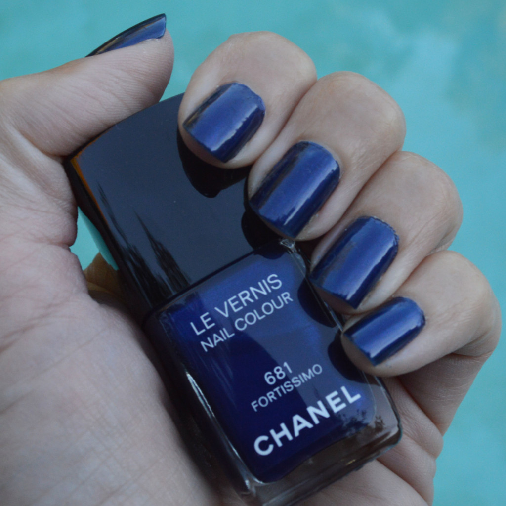 Chanel Fortissimo Nail Polish For Fall 2015