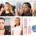 Chromat spring 2016 beauty look by Maybelline