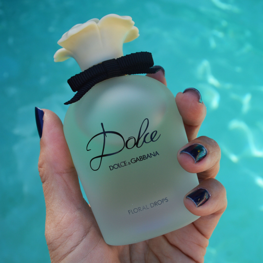 dolce and gabbana floral drops edp