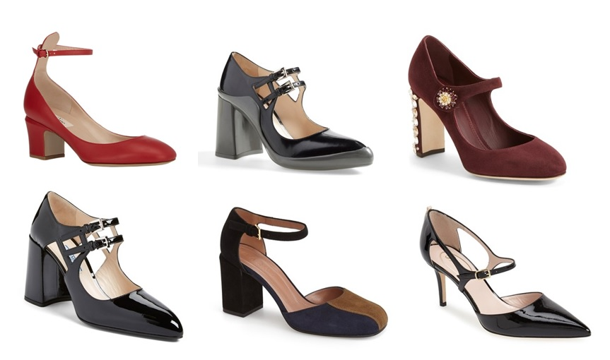 fall 2015 shoe trends