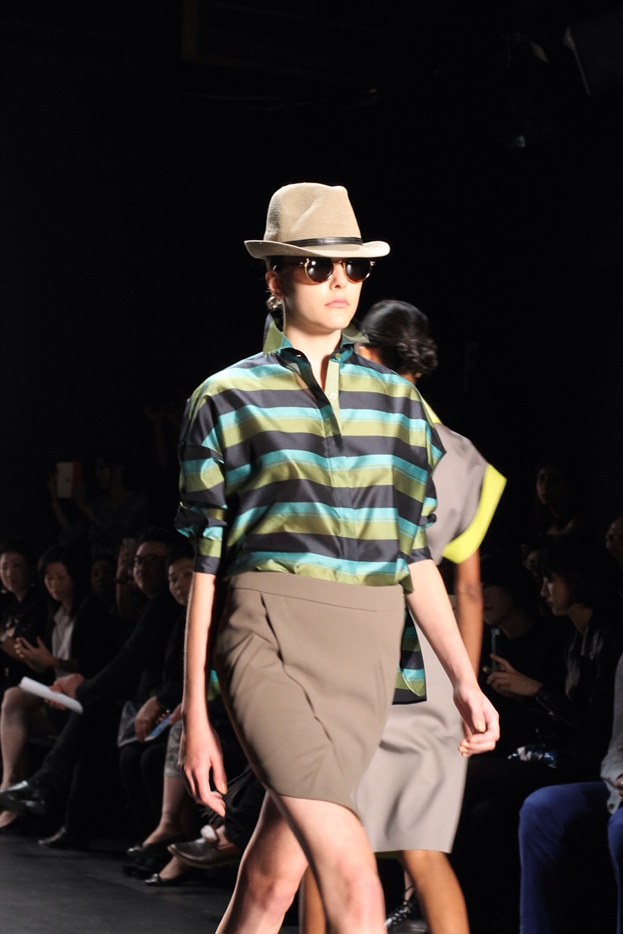 Fashionista Taoray Wang Fashion Week
